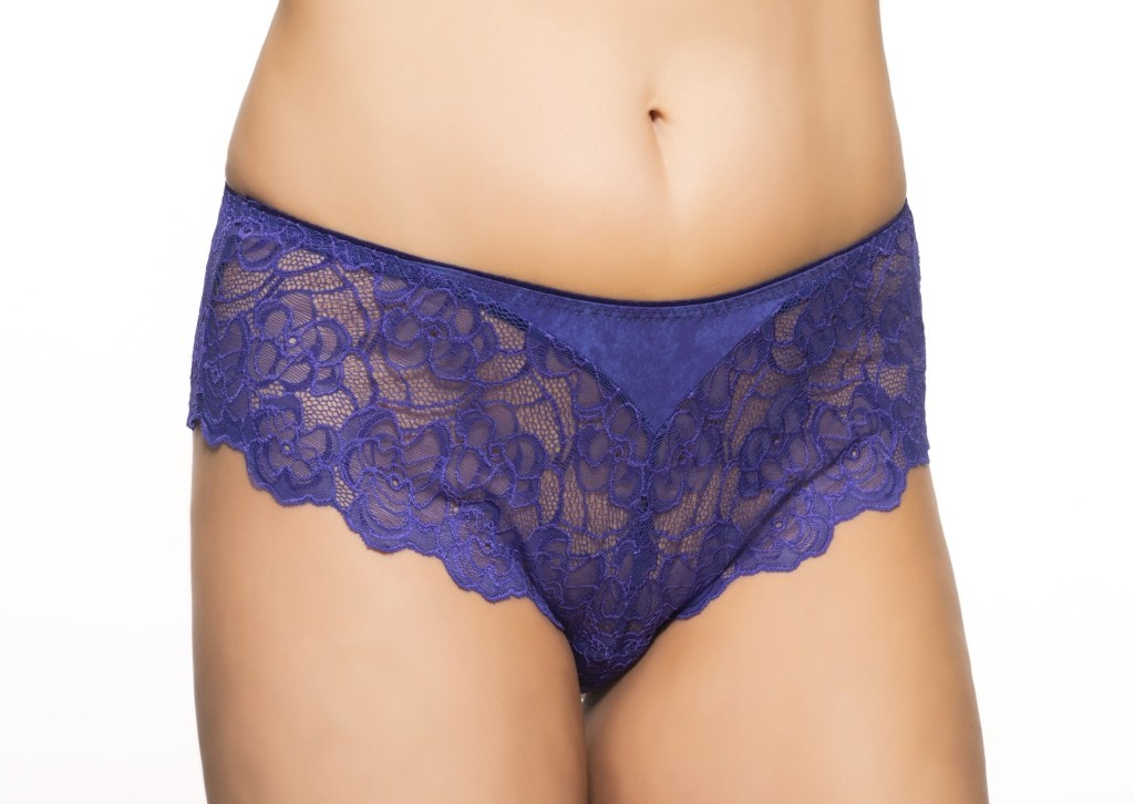 Ulla Stringpanty 2037 Nathalie blueberry