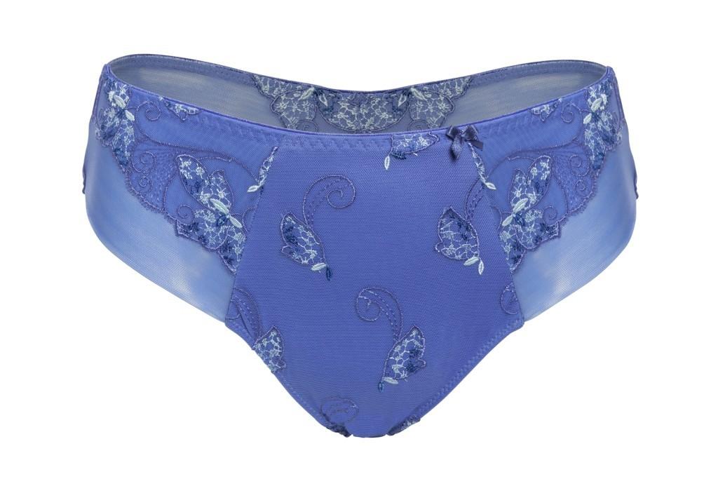 Ulla Lingerie féminine Slip Carla 2132 hyazinth blau