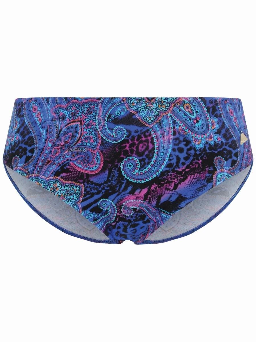 Felina Bikini Slip 5283288 Summer Paisley black paisley