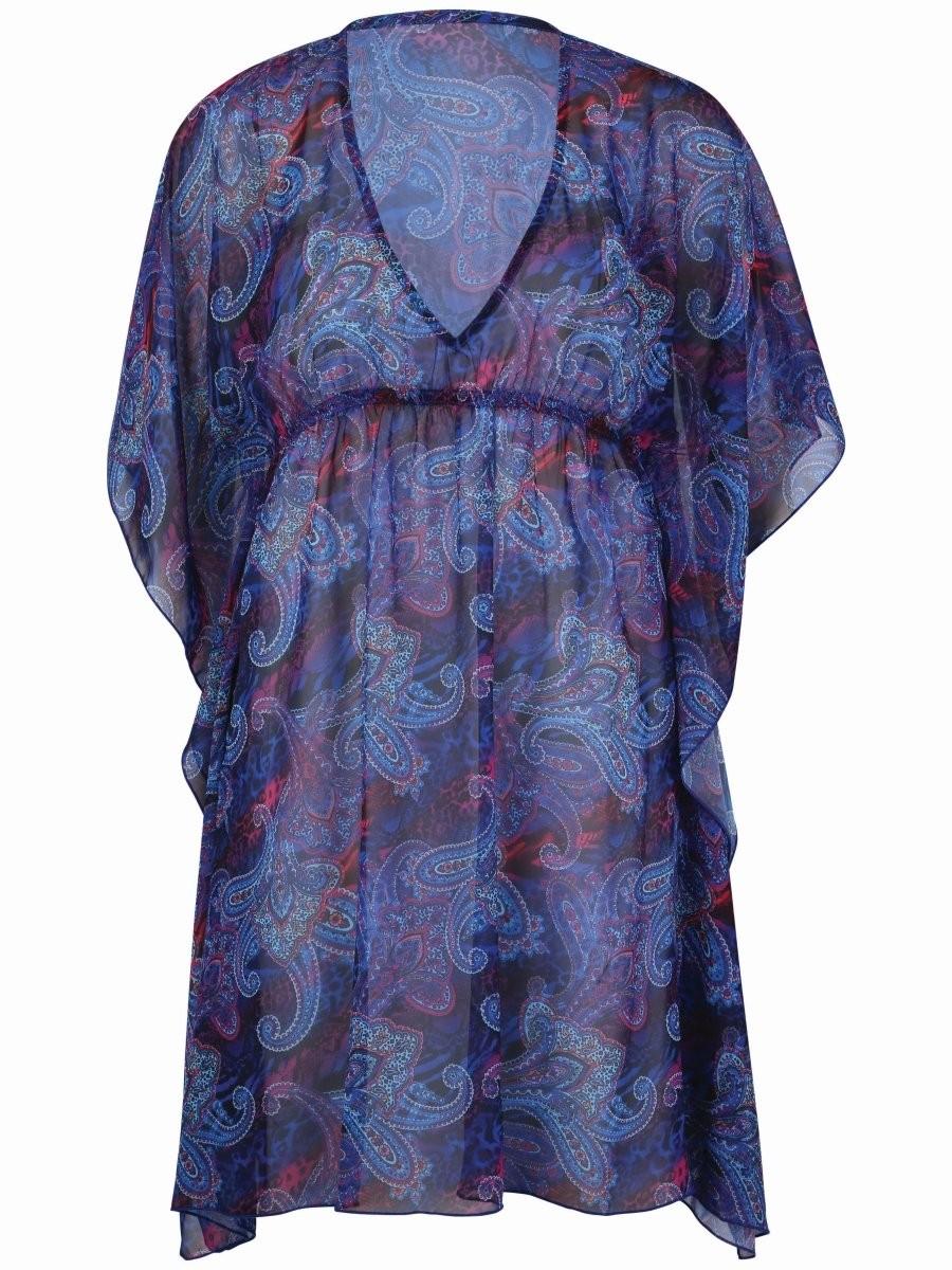 Felina Kaftan 5290288 Summer Paisley black paisley