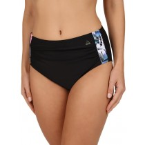 Felina Bikini Slip 5282296 Modern Flower black tropic